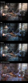Eli's room by misket-nfeos