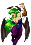 Morrigan lazy colors by Peter-the-Tomato