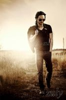 Tom Kaulitz - Sunset the other side by Zuly86