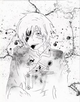 It's Allen. by Severe-Lacerations