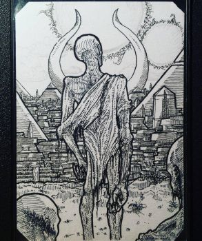 Zombie Token (Amonkhet) by Lordmarshal