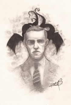 Lovecraft by Ross-A