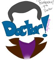 Doctor! - 9th Doctor by AlyMarieB