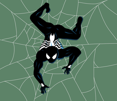 Spider-Man (Symbiote) by Kumata