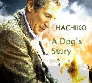 Hachiko, a Dogs Story concept by Kikao55