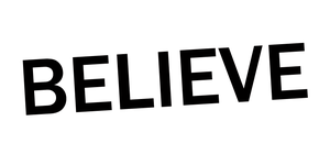 Believe PNG by Maiiy