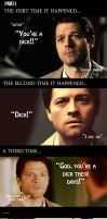 Cas is a dick? by selvatori