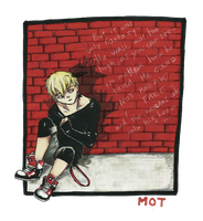 My Wall by Chat-Mot