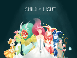 Child Of Light by AtashiTsuki
