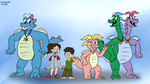 Dragon Tales by ScoBionicle99