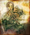 Cadryn and Zevran by Reliah