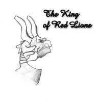 The King of Red Lions by epona675