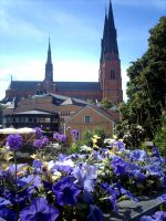 Uppsala by purplekyloe
