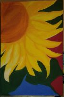 Sunflower, WIP by sho0