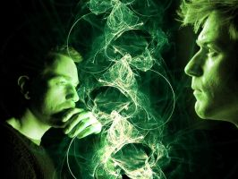 Ewan McGregor green thought WP by grillchen9972