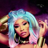 Nicki Minaj by futuristicstyle