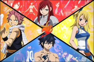 Fairy Tail by SerPG89