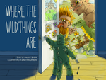 Where The Wild Things Are Redux by nateneurotic