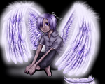 TWEWY - Angel by OceanLeviathan