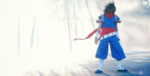 Strider Hiryu by beethy