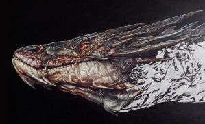 More Smaug Progress by benke33