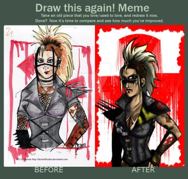 Draw This Again 5 by QueenCordite