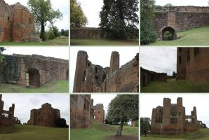 Kenilworth Castle 1 by Tasastock