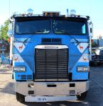 1987 Freightliner cabover by boogster11