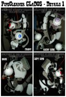 Pipe Cleaner GLaDOS - Details1 by teblad