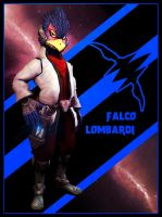 Falco Lombardi by UndyingNephalim