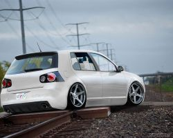 VW Golf by EdsonJRDesign