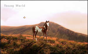 Young World. by Twistyh-stock