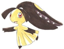 Mawile by ShrubSparrow