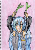 Wave Your Leeks In the Air Like You Just Dont Care by MissDarkAngel167