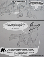 The Forest of Whispers-P13 by graciegra