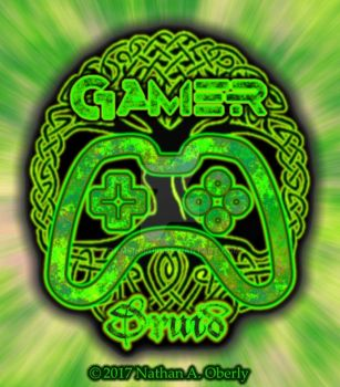 GamerDruid Icon by GamerDruid