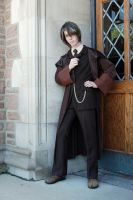 Professor Lupin by demon-vice-commander