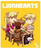 -Lionhearts-original- by kichisu
