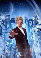 Doctor Who - Titan Comics: The Twelfth Doctor 2.8 by willbrooks