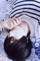 Haruka Nanase || Free! || Cosplay || Cool as water by FireflysDestiny