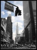 Empire State Building by zerous