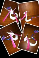 MILOTIC PAPERCRAFT by armmm9