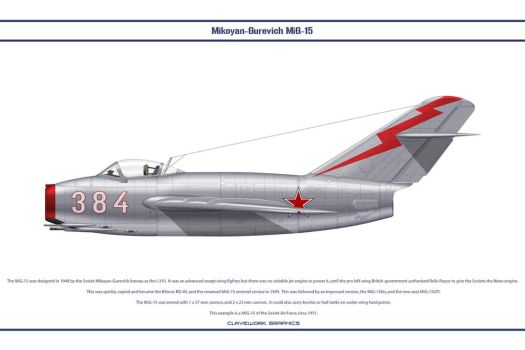 MiG-15 USSR 2 by WS-Clave