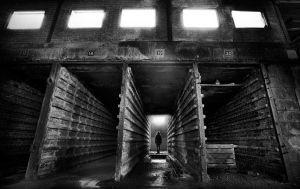 Decayed Concrete Factory by G-freak