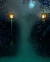In the mist III premade BG by StarsColdNight