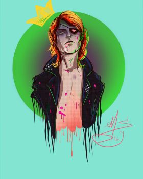 Ugly Boy by MadnessSilenceJester