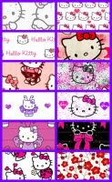 Hello Kitty Pattern 1 by kvaughnp3