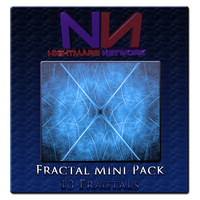 DEN Exclusive Fractal Mini Pack by HACKSDENM3RK