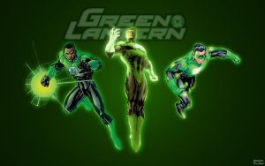 Jim Lee Green Lanterns by Xionice
