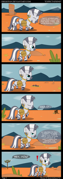 Zecora's Story 2 - ''Expectations'' by DiegoTan